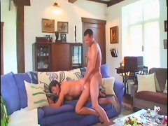dutch mature granny sofie with friend and