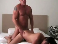 muscle daddy and oriental