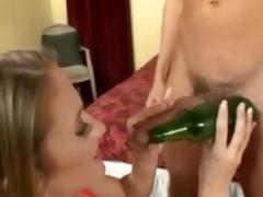 darryl hanah & abby rode - pre party fucking