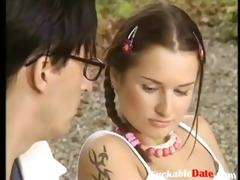 legal age teenager girl receive fucked by aged