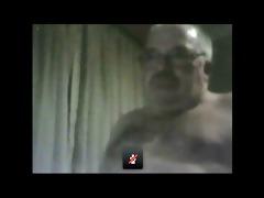 grandpa horny cum webcam