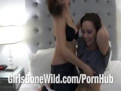 young 18 year old brunette lesbians on girls gone