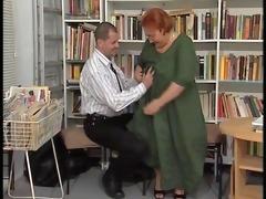 librarian downs his dewey decimal system