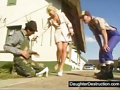 assault her legal age teenager butt