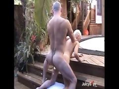 hot dad fucks his son