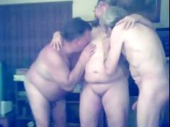 bisex threesome