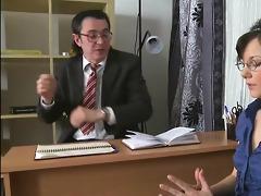 oral job for older teacher